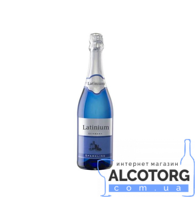 Ігристе вино Петер Мертес Латініум Спарклінг біле напівсолодке, Latinium Peter Mertes Sparkling 0,75 л.
