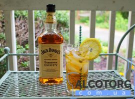 Jack Daniel's Tennessee Honey 0