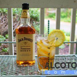 Віскі-Лікер Джек Деніелс Теннессі Хані, Jack Daniel's Tennessee Honey 0,5 л.