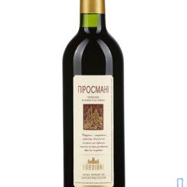 Вино Піросмані Вардіані червоне напівсухе