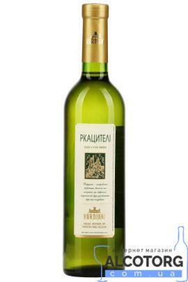 Вино Ркацителі Вардіані біле сухе, Vardiani 0,75 л.
