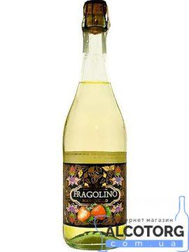 Напій на основі вина Маранелло Фраголіно Зі смаком полуниці солодке біле