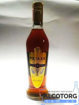 Бренді Метакса 7 зірок, Metaxa 7 * 0,5 л.