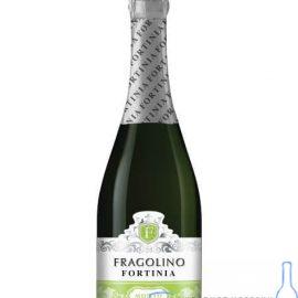 Напій на основі вина Фраголіно Мохіто Фортініа біле напівсолодке, Fragolino Mojito Fortinia 0,75 л.