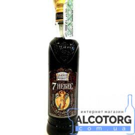Бальзам Давній Рецепт 7 Небес Златогор 0,25 л.
