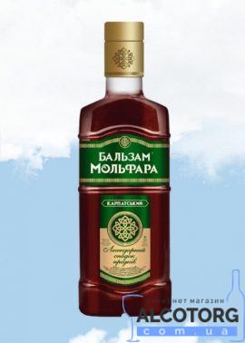 Бальзам Мольфара Карпатський 0,25 л.