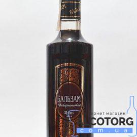 Бальзам Прикарпатський, Balzam Prikarpatskiy 0,5 л.