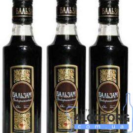 Бальзам Прикарпатський 45%, Balzam Prikarpatskiy 0,25 л.