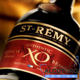 Бренді Сант-Ремі Аутентік ХО, Saint-Remy Authentic XO gift box 0,5 л.