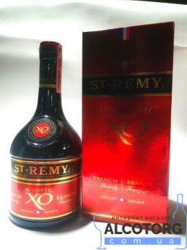 Saint Remy Authentic XO gift box 0