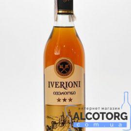 Бренді Іверіоні 3 зірки, Iverioni 3 * 0,5 л.