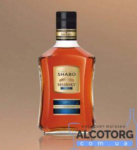 Бренді Молодий Шабський Young, Shabo 0,5 Л.
