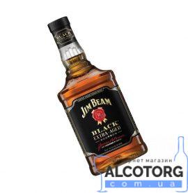 Бурбон Джим Бім Блек, Jim Beam Black 0,7 л.