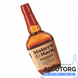 Виски Мейкерс Марк, Maker's Mark 0,7 л.