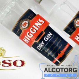 Джин Хіггінс, Higgins Dry Gin 1 л.