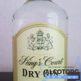 Джин Кингс Коурт, Kings Court Dry Gin 0,7 л.