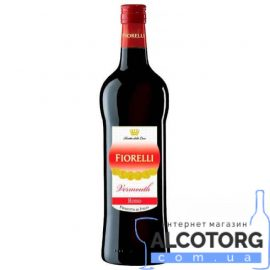 Вермут Фіореллі Россо, Fiorelli Vermouth Rosso 1 л.
