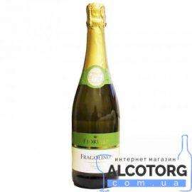 Напій на основі вина Фраголіно Бьянко Фіореллі солодке біле