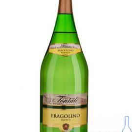 Напій Винний Фраголіно Фонтале Біле Солодке, Fragolino Bianco Fontale 1,5 Л.
