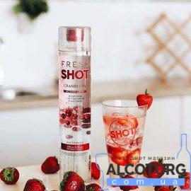 Настоянка Фреш Шот Журавлина, Fresh Shot Cranberry 0,5 Л.