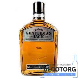 Віскі Джентльмен Джек, Gentleman Jack 0,7 л.