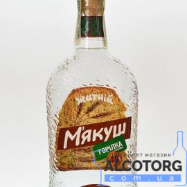 Горілка М'якуш Житній Болград 0,5 л.