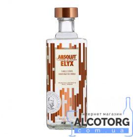 Горілка Абсолют Елікс, Absolut Elyx 1 л.