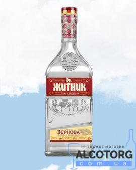 Водка Др Житник Зерновая 0,7 л.
