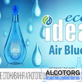 Горілка Еко Ідея Ейр Блю, Eco Idea Air Blue 0,5 л.