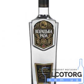 Горілка Козацька Рада Преміум 0,7 л.