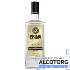 Водка Прайм Супериор, Prime Superior 0,7 л.