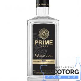 Горілка Прайм Світовий Клас, Prime World Class 0,7 л.