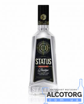 Горілка Статус Класичний, Status Classic 0,2 л.