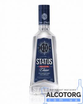 Горілка Статус Класичний, Status Classic 0,7 л.