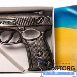 Горілка Статус Класичний Пістолет Макарова Златогор 0