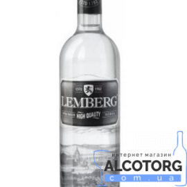 Горілка Лемберг, Lemberg 0,5 л.
