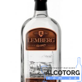 Горілка Лемберг Велична, Lemberg 0,7 л.