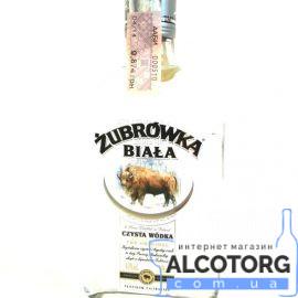 Горілка Зубровка Бяла