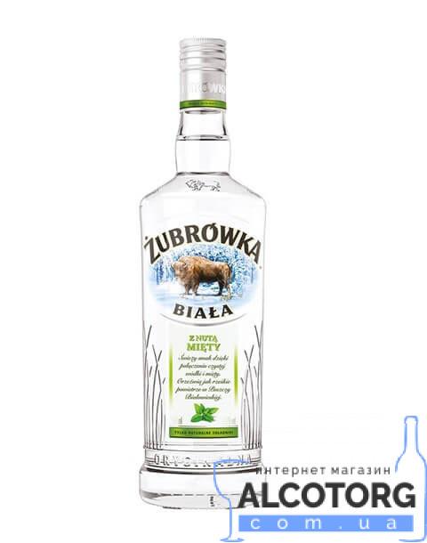водка с мятой