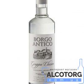 Граппа Борго Антіко Классік Тосо, Grappa Borgo Antico Classica Toso 0,7 л.