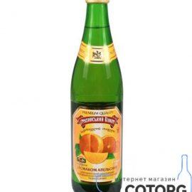 Вода Грузинський букет Зі смаком апельсину 0,5 л.