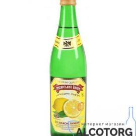 Вода Грузинський букет Зі смаком лимону 0,5 л.