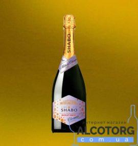 Ігристе резервуарне вино мускатне напівсолодке Шабо 0