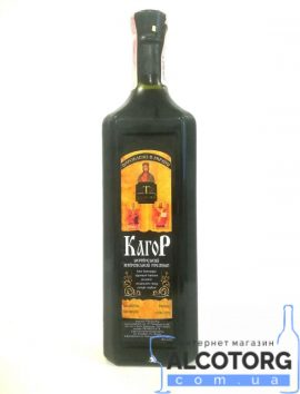 Вино Кагор Український Таіровський червоний десертний 0