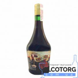Коктейль винний Дон Сангрія Мускат, Don Sangria 0,75 л.