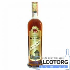 Коньяк Ужгород 5 зірок