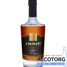 Коньяк Адамарі 5 Зірок, Adamari 5* 0,5 Л.