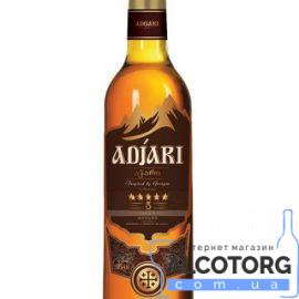 Коньяк Аджарі 5 зірок, Adjari 5* 0,25 л.