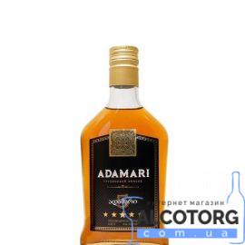 Коньяк Адамарі 5 Зірок, Adamari 5* 0,25 Л.