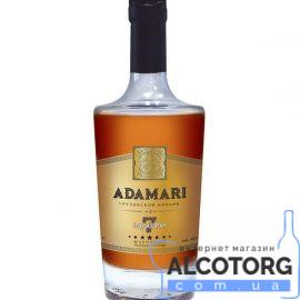Коньяк Адамари 7 лет, Adamari 7 years old 0,5 Л.